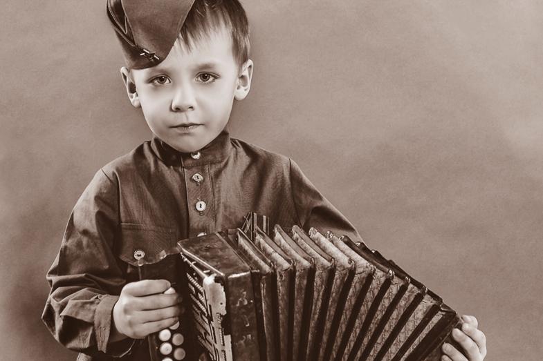 Детские фотопроеты